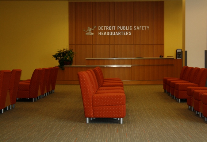 Detroit Public Safety Headquarters - Continental Interiors, Inc.